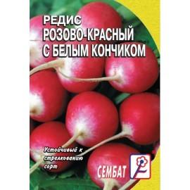 Редис Розово красный с...