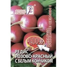 200 Редис Розово-красный с...